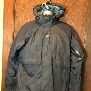 HELLY HANSEN HELLYTECH WATERPROOF COAT SIZE M